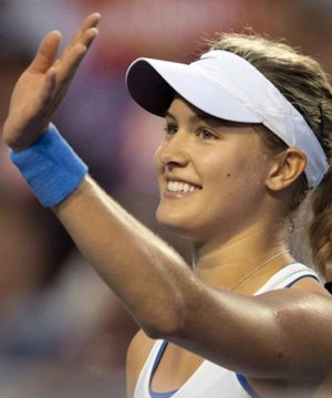 Eugenie Bouchard has confirmed that she will represent Canada at the Rio Olympics.