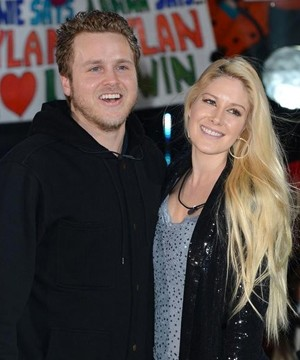 Spencer Pratt claims he and Heidi Montag were once as famous as Taylor Swift and Calvin Harris.