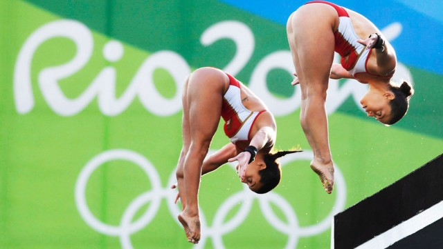 diversity in the olympics When the 2016 olympic games kick off this friday in rio, there will be five fantastic and fabulous women competing on usa's gymnastics team after last month's grueling olympic trials in san jose, calif, it was an exciting day when the world was finally introduced to the fierce five's equally.