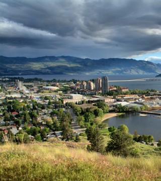 Our Future City conference to look at growth and direction of Okanagan Valley.
