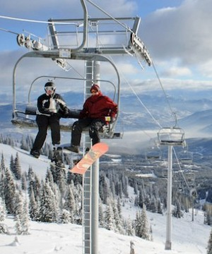 Red Mountain Ski Resort in Rossland has launched a crowdfunding campaign.
