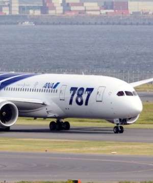 Japanese airline All Nippon Airways has started grounding Boeing 787