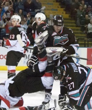 Barring any unforeseen developments, the Kelowna Rockets should dress a full lineup Friday when they begin a five-game road trip in Prince George.
