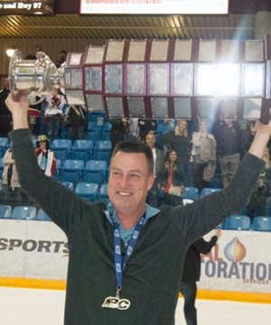 West Kelowna Warriors owner Mark Cheyne confirmed he has an offer pending to sell the team.
