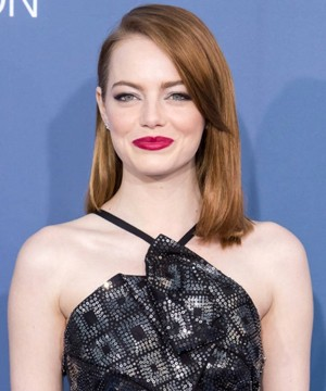 Emma Stone fears her voice may not