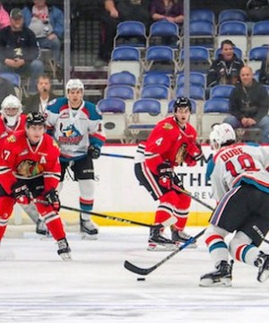 The Rockets trip through Portland was less than pleasant, falling 8-2 to the Winterhawks Sunday afternoon.