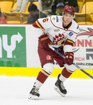 The West Kelowna Warriors have traded for a new forward