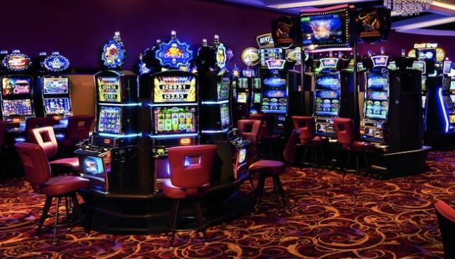 Slots montreal casino