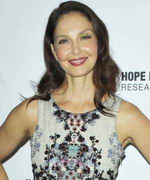 Ashley Judd is determined to persevere in the