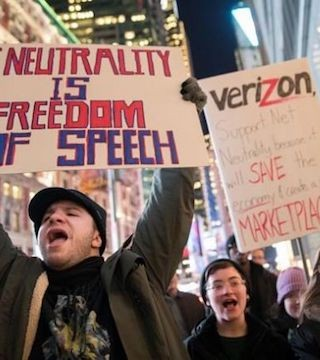 The United States has repealed net neutrality legislation
