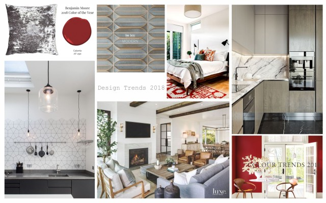 Top design trends 2018 design chick for Home decor kelowna
