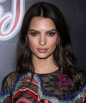 Model and actress Emily Ratajkowski has been targeted by cyber hackers, who are trying to sell naked images of her.