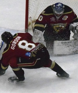 The Penticton Vees were too much for the West Kelowna Warriors Tuesday night.