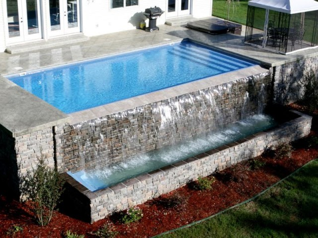 The future of backyard pools think local - West vancouver swimming pool schedule ...