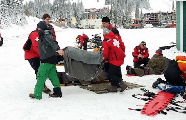 canadian ski patrol first aid manual