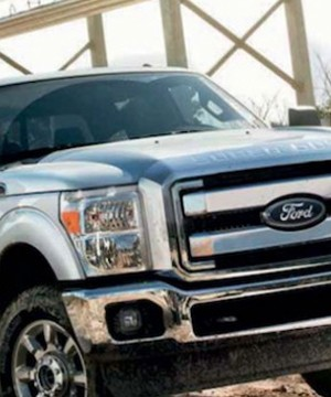 Trucks are the preferred target of auto thieves in B.C.