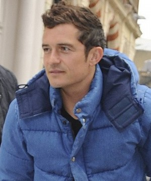 Orlando Bloom has insisted he wasn't trying to cause offence by referring to himself as a