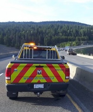 DriveBC says southbound lanes on the Coquihalla Highway reopened at 7:30 this morning.