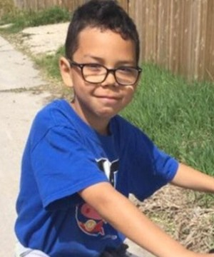 The father of a nine-year old Winnipeg boy who died in Ontario's Rushing River Provincial Park this weekend says his son slipped on a rock and drowned.