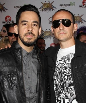 Linkin Park co-founder Mike Shinoda has been left