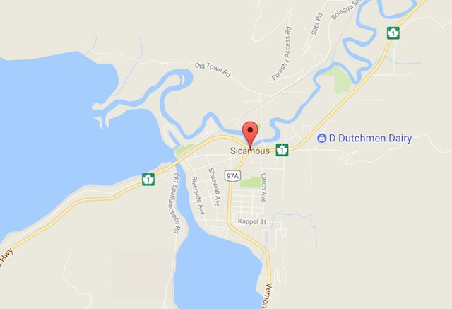 Highway Reopens Salmon Arm News Castanet Net