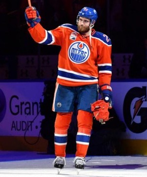 Former Kelowna Rocket forward Leon Draisaitl inked an eight-year contract extension with the NHL's Edmonton Oilers.