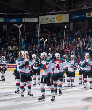 The future of the Kelowna Rockets will be on display when the Western Hockey League club opens up rookie camp today.