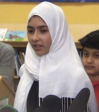 Toronto police concluded an incident reported by an 11-year-old girl who claimed her hijab was cut did not happen.