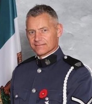The man accused of fatally shooting an Abbotsford police officer will face trial next January.