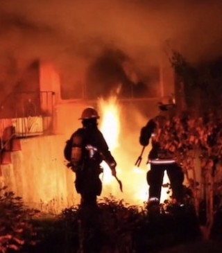 In part four of Front-line Frequencies, we talk to firefighters in