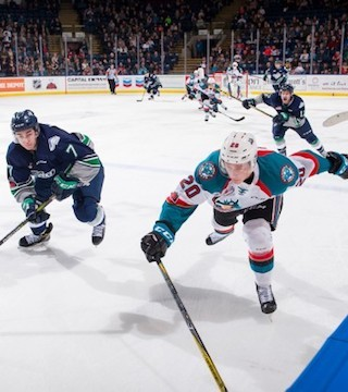 Kelowna Rockets look to climb out of the basement of their division.