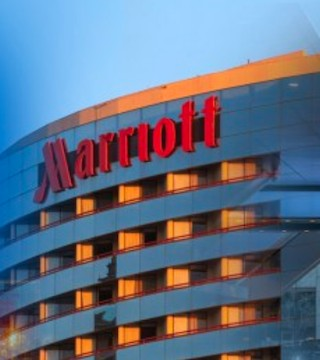 At least three lawsuits have been launched against Marriott International Inc.