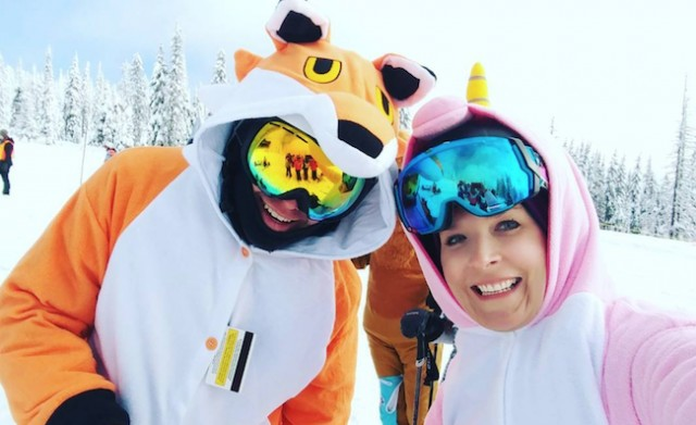 Skiing For A Good Cause Vernon News Castanet Net