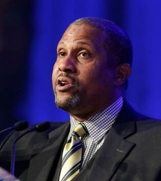Talk-show host Tavis Smiley is suing his former employer.