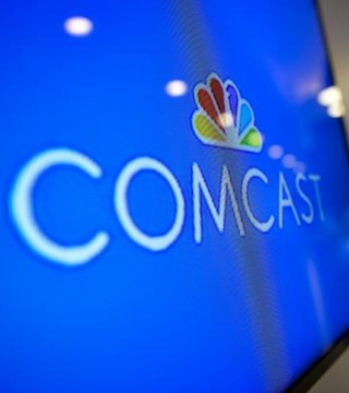 U.S. media conglomerate Comcast has made a 22 billion pound bid for Sky TV.