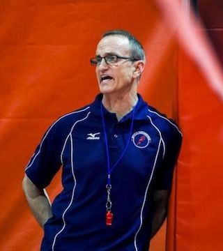 Several dozen colleges have kept ties to an influential volleyball coach long after he has been accused of sexual abuse & rape.