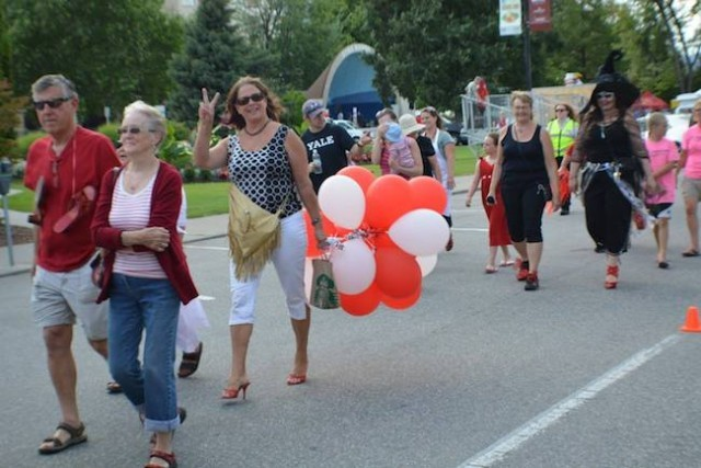 Walk A Mile In Her Shoes Penticton