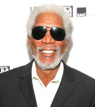 Actor Morgan Freeman's voice will soon be heard at select Metro Vancouver SkyTrain stations and bus routes.