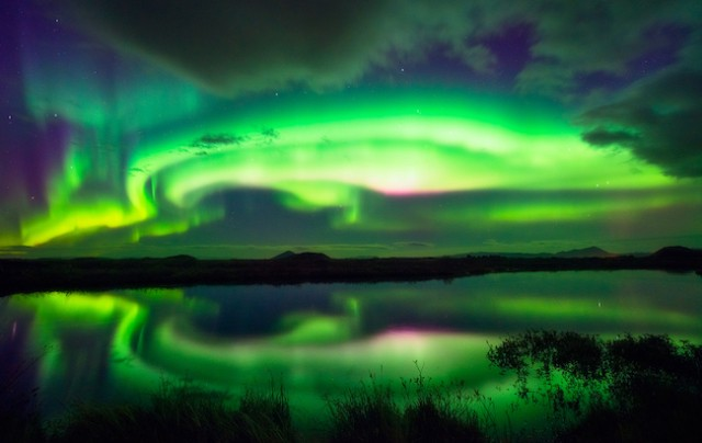 The northern lights - Skywatching
