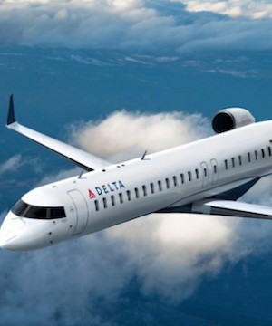 Delta Airlines to buy 20 new CRJ900 regional jets from Canada's Bombardier.