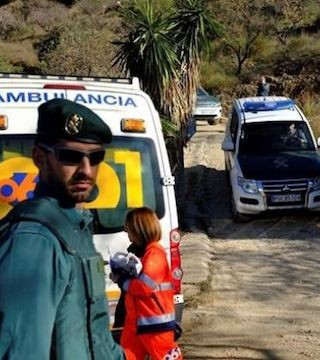 Rescuers in Argentina are attempting to rescue a two-year-old boy who's fallen into a deep borehole.