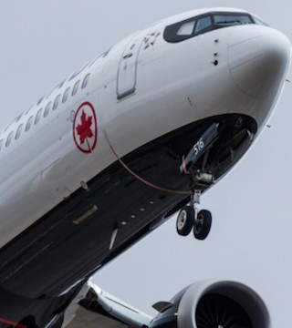 Air Canada says it intends to remove its grounded Boeing 737 Max 8 jets from service until at least July 1.