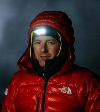 Outdoor apparel company The North Face says three members of its Global Athlete Team are presumed dead.