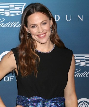 Jennifer Garner blushes over cover of People magazine's 'Beautiful Issue.'