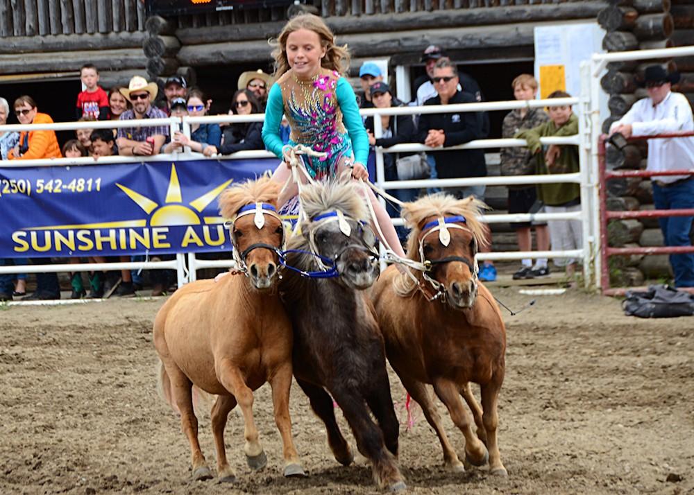 Falkland Rodeo Action Vernon News Castanet Net