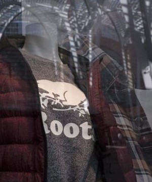 Roots first quarter loss was 75 per cent bigger than last year as costs associated with a new distribution centre offset gains.