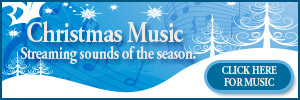 Christmas music on Castanet