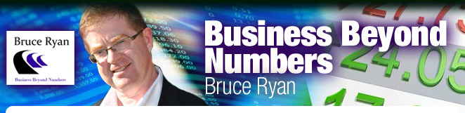 Business Beyond Numbers - Bruce Ryan