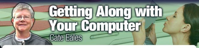 Getting Along With Your Computer