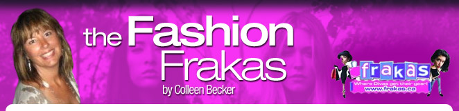 The Fashion Frakas by Colleen Becker